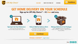 How Can I Choose A Suitable Time For Ups Delivery K2track