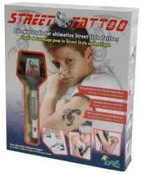 Joker Street Tattoo Tetování Pro Kluky Obchod Hraček