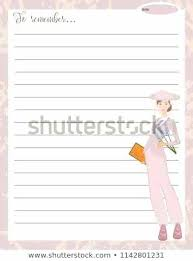 Diary Page Template Personal Diary Template