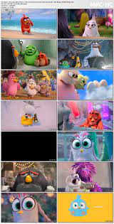 The Angry Birds Movie 2 2019 Hindi Dual Audio 720p BluRay 970MB ESubs  Download