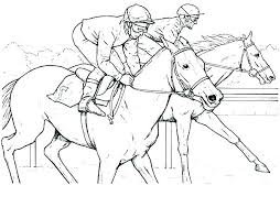 Horse Coloring Pages Animals Of The World Books For Pictures Smiling
