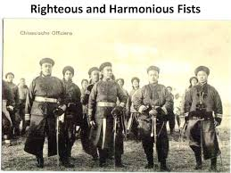 Righteous and harmonious fists
