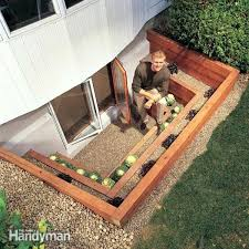 window well drainage. Window Well Drainage Solutions Egress Options I