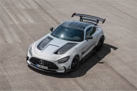 Catering to the elite class. 2021 Mercedes Amg Gt Black Series Revealed Autocar India