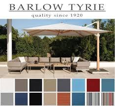barlow tyrie sunbrella outdoor fabric