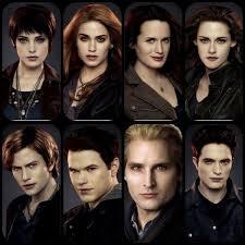 Twilight Alice and Jasper, Rosalie and Emmett, Esmee and Carlisle ...