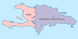 Frontera entre Haití y la República Dominicana