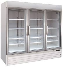 alpine adf3 triple door display freezer quick view