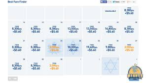 Jetblue Mileage Chart Jetblue Awards Now Start At 3 500 Trueblue Points One Way