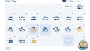 Jet Blue Mileage Chart Jetblue Awards Now Start At 3 500 Trueblue Points One Way