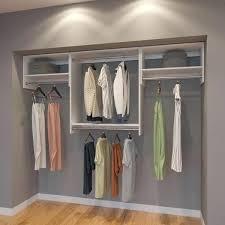 modular closet organizer modular closets 8 ft closet organizer system inch style f whalen modular closet organizer