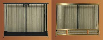 fireplace screen curtain imposing ideas fireplace screen curtain freestanding screens wire mesh fireplace curtain screen fireplace screen