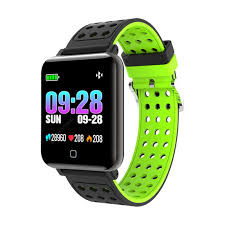 <b>Jeaper</b> Waterproof <b>Smart Watch</b> M19 Men Heart Rate Bracelet ...
