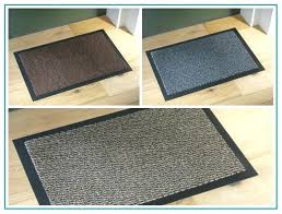 rubber backed runners extra long doormat wonderful rubber backed carpet runners set extra long doormat