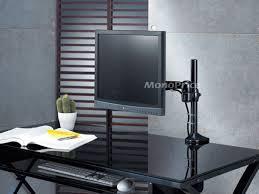 mono glass shelf inspirational mono high quality adjule tilting desk mount bracket for lcd