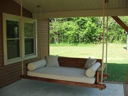 17 Outstanding Handmade Porch Swing Designs
