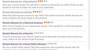 Which Of These Is True Regarding Good Resume Writing