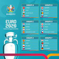 Everything about the UEFA EURO 2021 match schedule