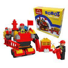 Đồ chơi xếp hình trẻ em Nhựa Chợ Lớn 348 - M1751-LR giảm chỉ còn 96,000 đ