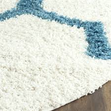 how to clean a white wool rug