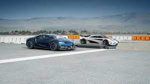 2018 bugatti chiron vs 2015 koenigsegg one:1 in a standing one mile drag race in forza motorsport 7! New 2018 Bugatti Chiron Vs Koenigsegg One 1 Drag Race Forza 7 Youtube