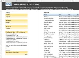 company phone list template build employee lists by company spreadsheet template in google