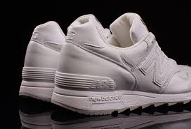 this might be the cleanest new balance 1400 ever all white leather