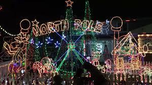 Pleasanton Holiday Lights Crazy Christmas Lights Widmer World Pleasanton Ca