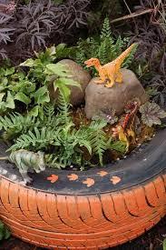 Terrace and Garden: Kids Miniature Garden Craft Projects - Kids Garden  Projects