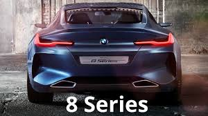 2017 BMW 8 Series - The Essence of a BMW Coupe - YouTube