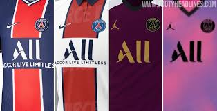 Jan 2, 2021 contract expires: Nike Paris Saint Germain 20 21 Home Away Third Fourth Kits Release Dates Leaked Footy Headlines