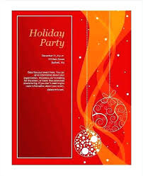 Free Holiday Party Templates Free Holiday Party Invitation Templates Word Inspirational