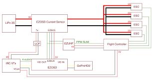 wiring for multirotors ezosd ezuhf click image for larger version quad fpv 02 jpg views 201 size