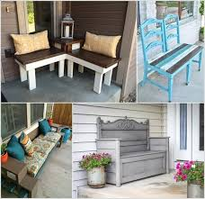 front porch bench designs. front porch bench designs m