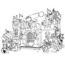 Playmobil Kleurplaten Ridders Brekelmansadviesgroep