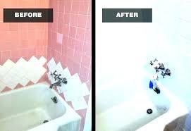 tub resurfacing kit bathtub refinishing refinish fiberglass plastic