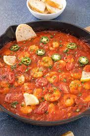 Spicy Cajun Shrimp - Recipe - Chili ...