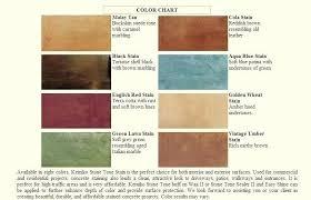Home Depot Concrete Stain Color Chart Creativedotmedia Info