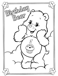 Small Picture care bears coloring page Pinteres
