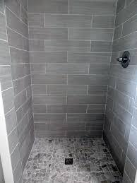 grey bathroom tile shower ideas