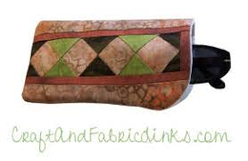 Seminole Quilted Glasses Case Free Sewing Pattern & seminole quilted glasses case pattern Adamdwight.com