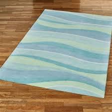 seascapes wave design coastal area rugs seascapes rectangle rug multi cool