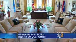 oval office photos. Man Builds Replica Of The Oval Office Photos D