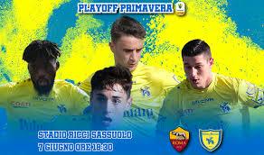 """Fase finale Campionato Primavera 1 TIM 2018/19 """"Trofeo Giacinto Facchetti""""  - Chievo Verona"""