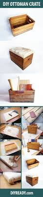 diy repurposed furniture. Cheap Best Diy Ottoman Ideas On Pinterest Repurposed Furniture Coffee Table Turned Tufted Daafcecfdeb P With F