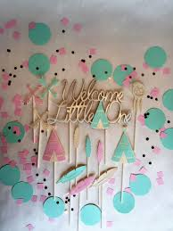 Dream Catcher Baby Shower Decorations 100 [ Ideas Baby Shower Ni A ] Centros De Mesa Para Baby Shower 71