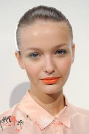 makeup inspiration from the runway stepford wife