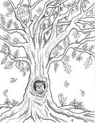 Small Picture Tree trunk printable could use kids hands paint printing for