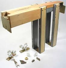 pocket door frame kits pocket door