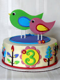 Birthday Cake Designs For 3 Year Olds Best Birthday Cakes For 3 Year Old Girl Google Search
